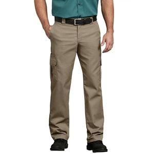 Dickies Men's WP595 Flex Straight Leg Cargo Pants